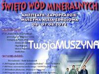święto wód mineralnych - Muszyna 2011