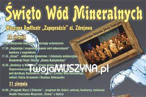 święto wód mineralnych - Muszyna 2013