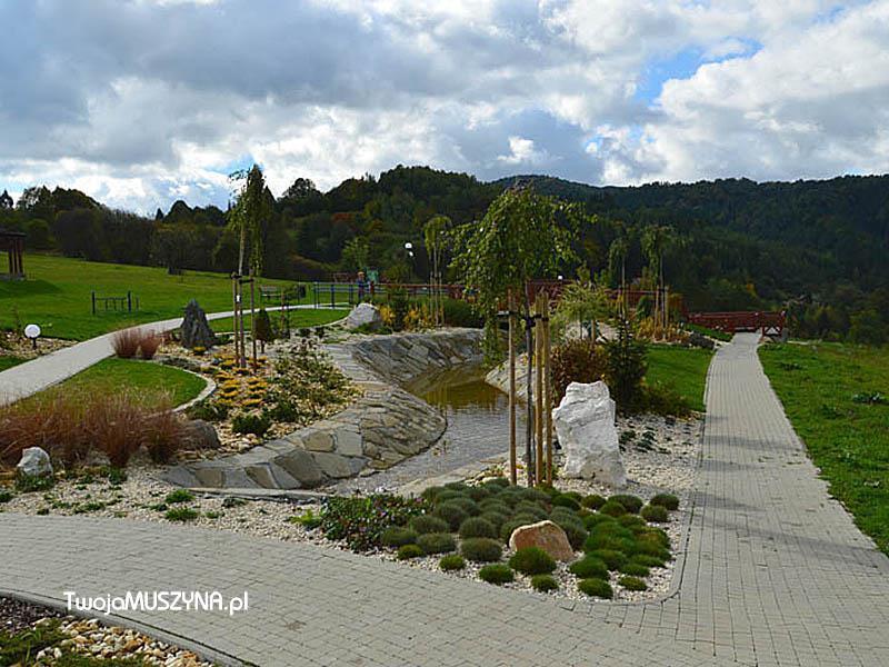 Ogrody Sensoryczne - jesień 2013