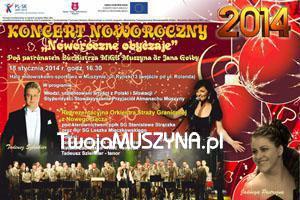 Koncert Noworoczny w Muszynie