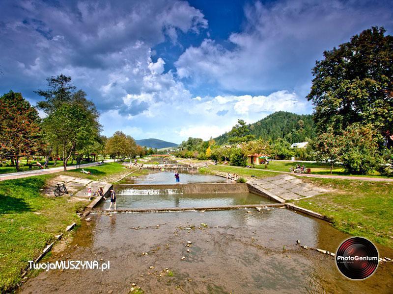 Park Zdrojowy Baszta