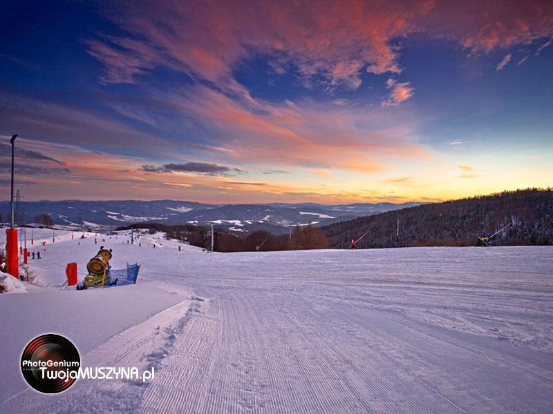 Stok narciarski Dwie Doliny