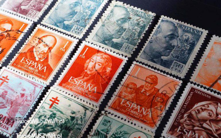 Poczta - znaczki