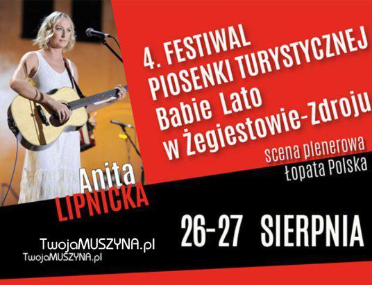 Festiwal Babie Lato 2016 w Żegiestowie-Zdroju