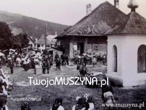 Muszyna - stare zdjęcie