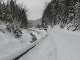 Dwie Doliny Muszyna - Wierchomla - zima 2012
