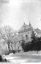 Zdjęcia Muszyny pochodzące ze zbiorów Narodowego Archiwum Cyfrowego