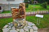 Ogrody Biblijne w Muszynie - źródło wody mineralnej Maryja