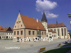 Bardejów - kościół