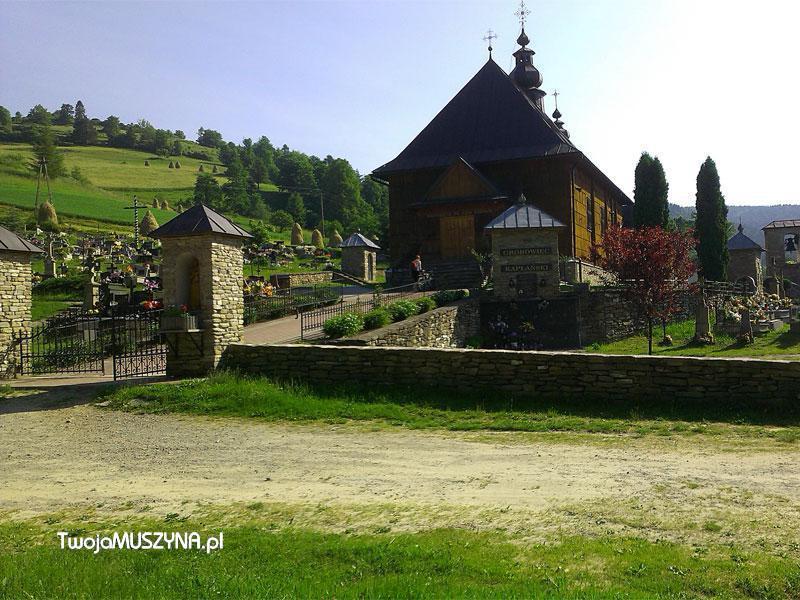 Wierchomla - kościół