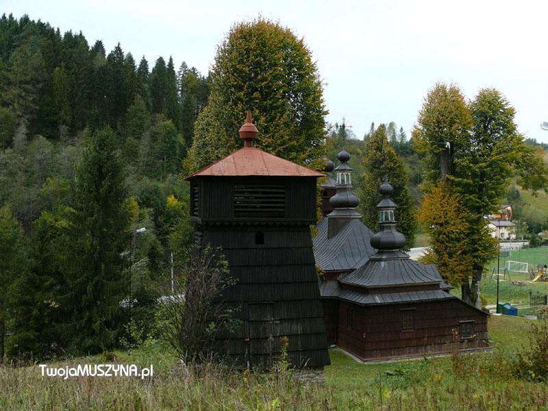 Milik - cerkiew