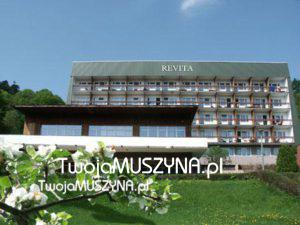 Sanatorium Revita w Muszynie na sprzedaż