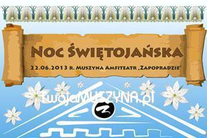 Noc Świętojańska - Muszyna 22 czerwca 2013