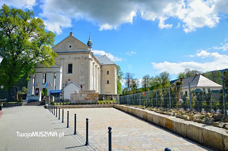Kościół św Józefa w Muszynie