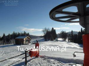 Dwie Doliny - wyciąg narciarski