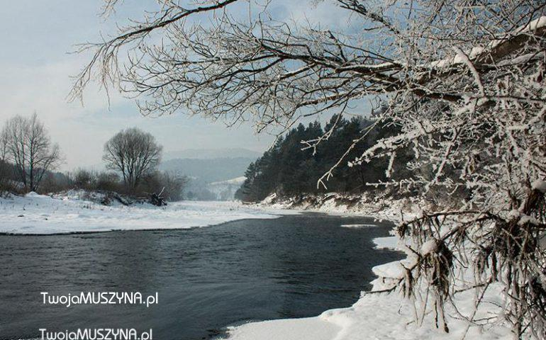 Poprad zimą - Żegiestów
