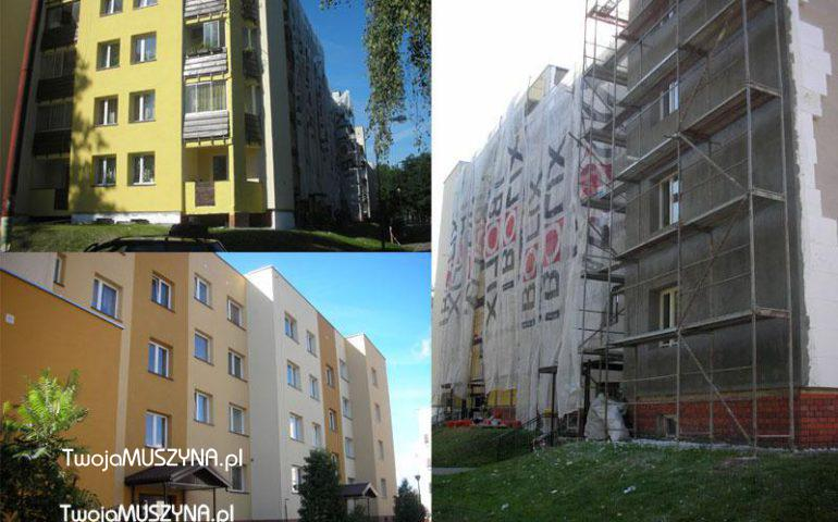 BIERYT - docieplenia budynków