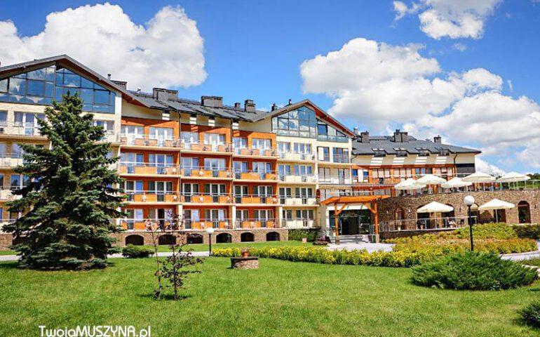 hotel Activa w Muszynie