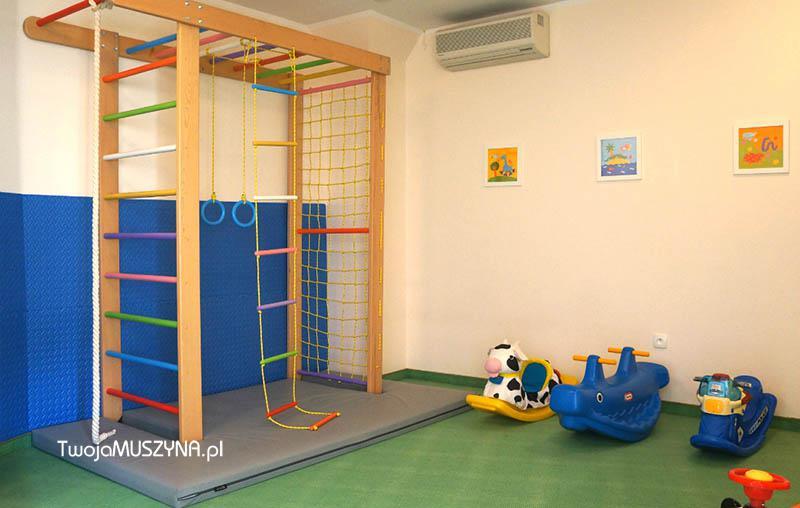 pokój zabaw dla dzieci w Hotelu Activa