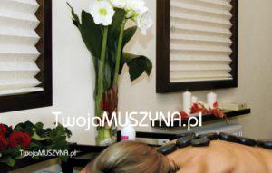 SPA masaż Hotel Activa w Muszynie