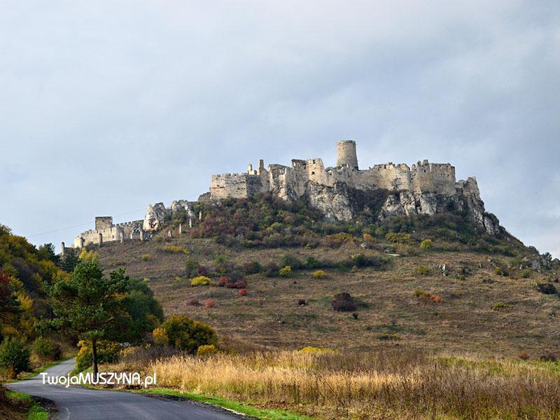 Zamek Spiski na Słowacji
