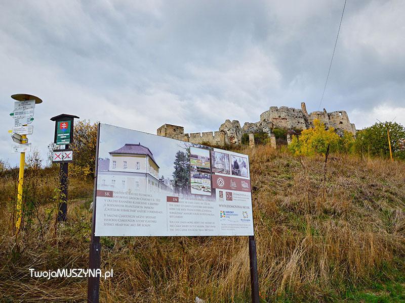 Zamek Spiski - zdjęcie