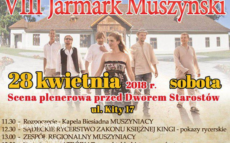 VIII Jarmark Muszyński - zdjęcie do wstępu