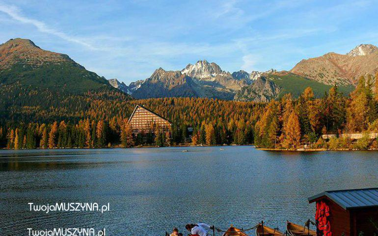 Szczyrbskie Jezioro - zdjęcie