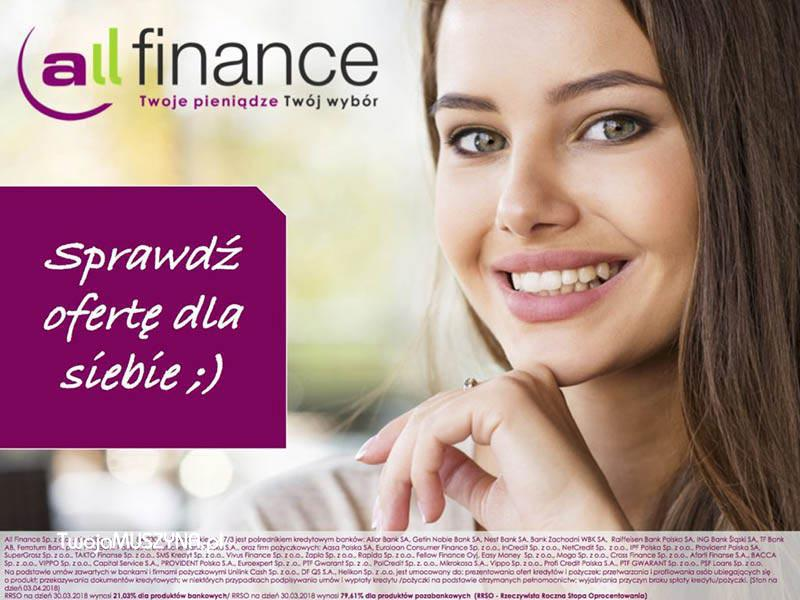 centrum kredytowe all finance