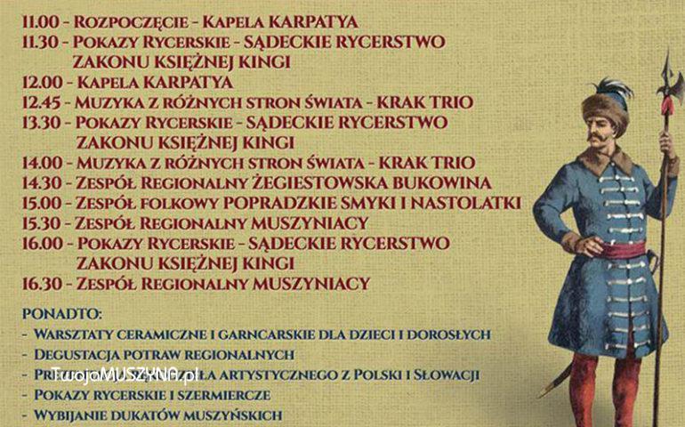 X Jarmark Muszyński - 27 kwietnia 2019