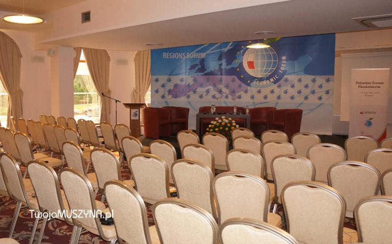 konferencja w hotelu