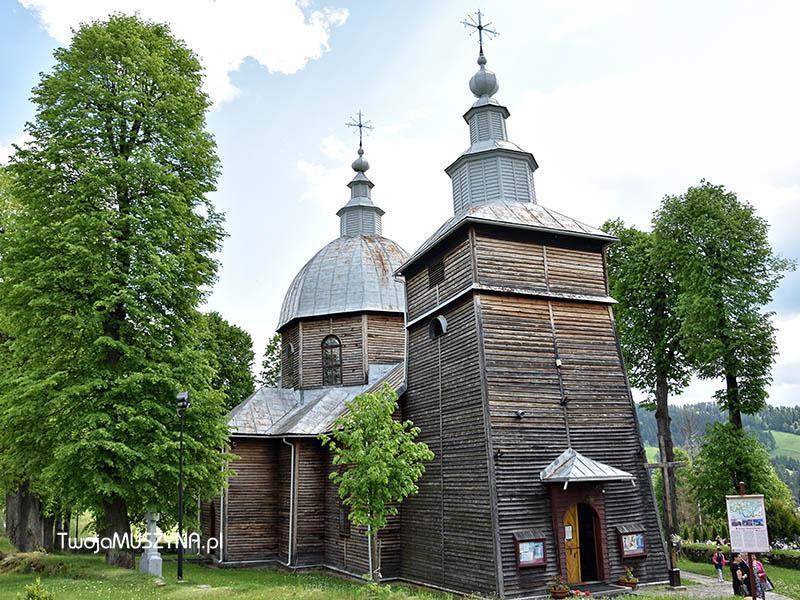 cerkiew św Dymitra Złockie