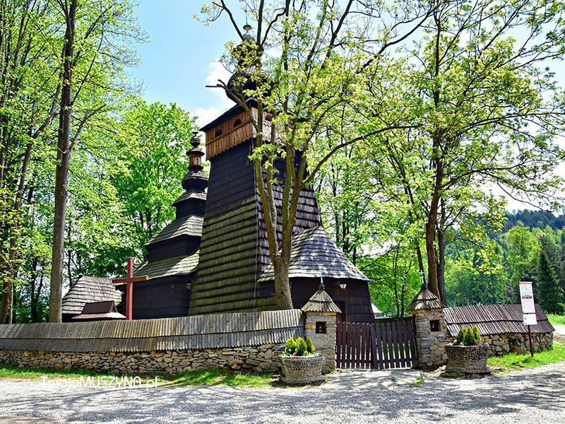 Cerkiew św. Jakuba Apostoła w Powroźniku