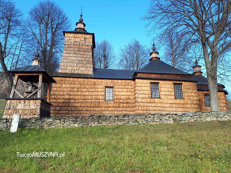 cerkiew w Leluchowie