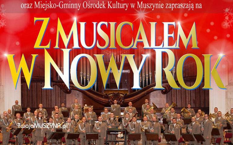 z musicalem w Nowy Rok Muszyna