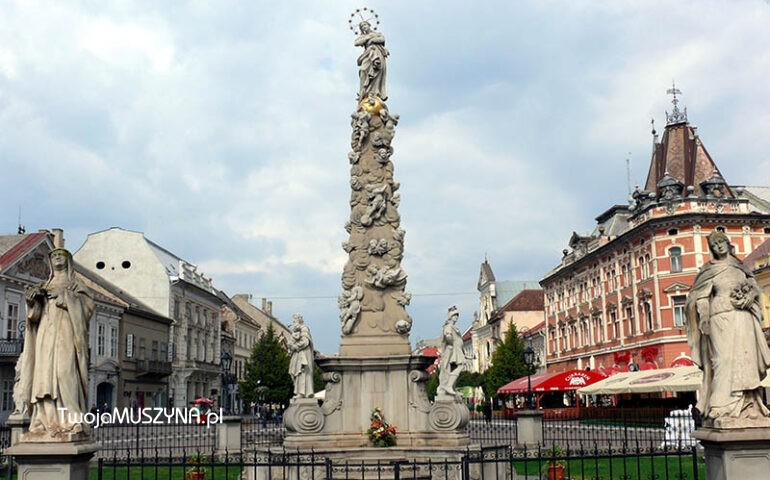 miasto na Słowacji zdjęcie
