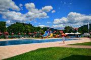 baseny w Muszynie - galeria zdjęć