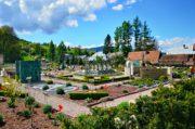 Biblické záhrady v Muszyne - fotografie zvonku