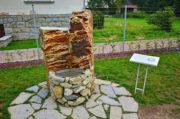 Biblické záhrady v Muszyne - zdroj minerálnej vody Maryja