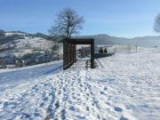 Ogrody zmysłów (sensoryczne) - zima