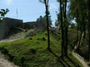 Hrad v Muszynie - fotografie