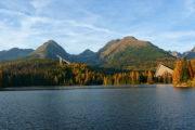 Szczyrbskie Jezioro (Štrbské Pleso) - zdjęcia