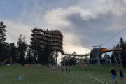 Wieża widokowa w Krynicy - zdjęcia